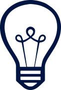 Lightbulb illustration.